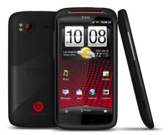 HTC Sensation XE, doble núcleo 1,5 GHz y Beats Audio