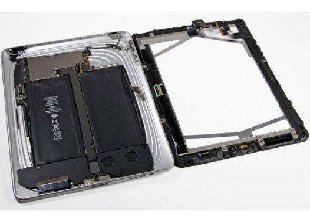 Más rumores iPad 3: batería más delgada, ligera y potente