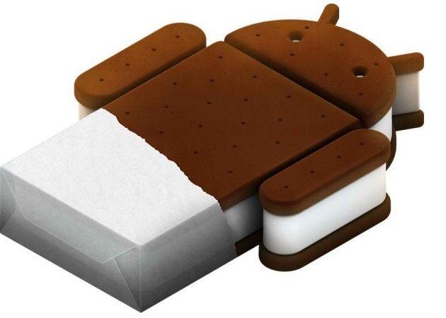 Ice Cream Sandwich llegará en octubre o noviembre