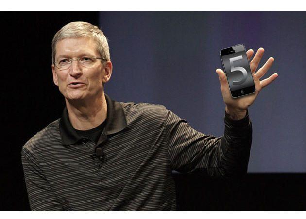 Apple presentará el iPhone 5 el próximo 4 de octubre