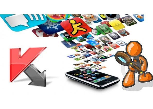 Kaspersky confirma que se analizarán y filtrarán las Apps de las tiendas de aplicaciones