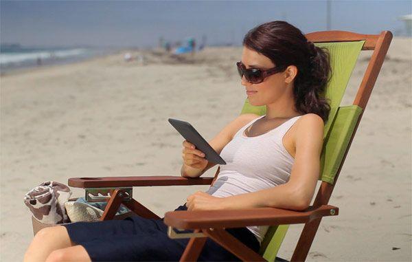 Amazon rebaja el lector de eBooks Kindle, 79 dólares 30