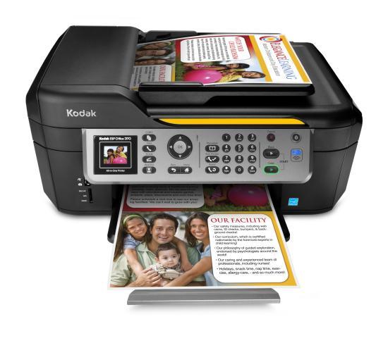 Kodak planta cara con sus nuevas impresoras de inyección de tinta