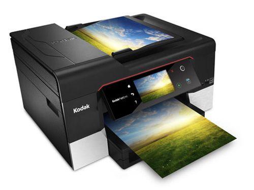 Kodak HERO, impresoras multifunción competencia de ePrint HP