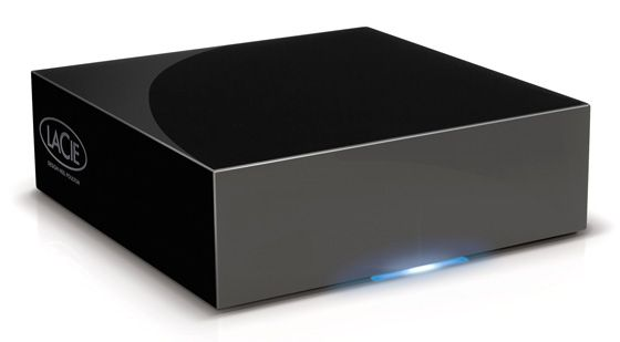 LaCie CloudBox storage, disco duro externo con backup en la nube