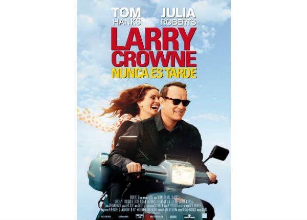 Te invitamos a ver la nueva película de Tom Hanks y Julia Roberts