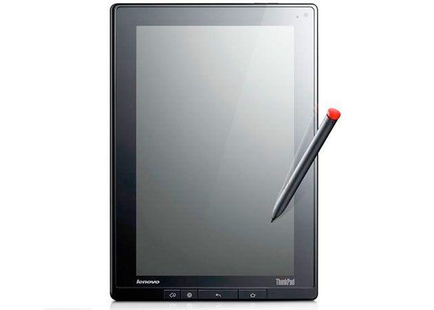 Lenovo ThinkPad Tablet: hay vida más allá del iPad