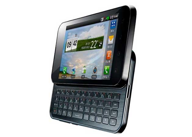 LG Optimus Q2, depliegue de tecnología en tamaño mini