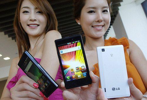 LG Optimus EX, supersmartphone Android 29