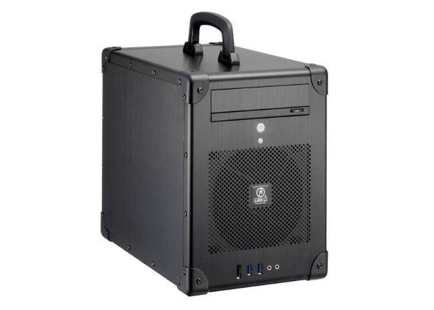 Lian Li PC-TU200, la caja de PC con formato maletín