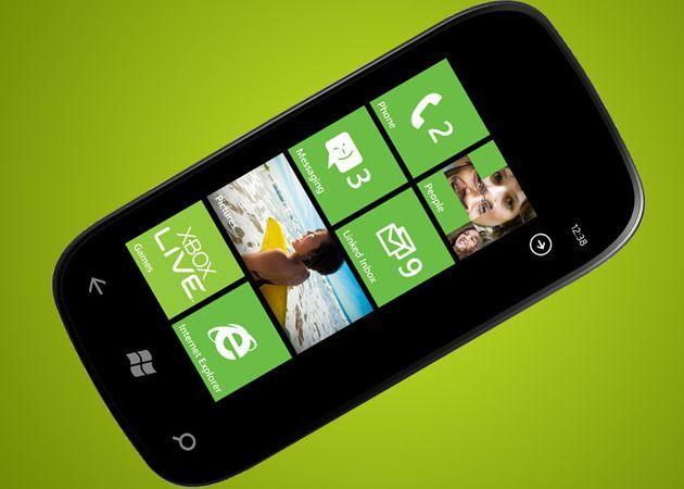 Primeros smartphones actualizados con Windows Phone 7.5 Mango