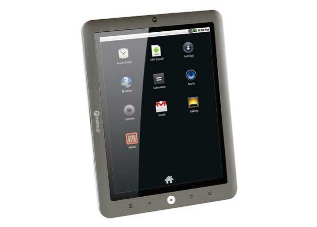 Análisis Memup SlidePad 800