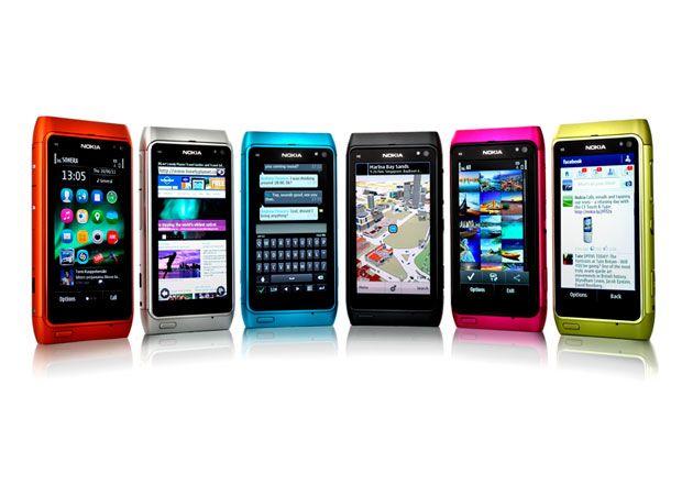 Symbian Anna ya está disponible en España