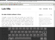 GNOME 3.2 llega al mercado 31