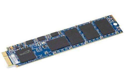 OWC ofrece SSD SATA 6 Gbps para MacBook Air, vuela