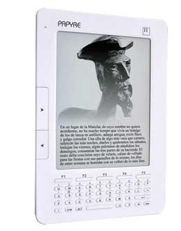 Grammata presenta su nuevo Papyre 613 30