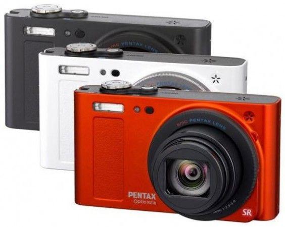 Pentax Optio RZ18: compacta, 16 mpx y zoom 18x