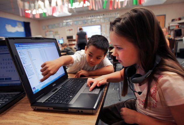 Los portátiles en clase no mejoran el rendimiento escolar 29