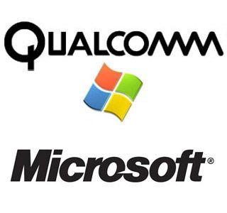 Qualcomm y Microsoft colaboran estrechamente en Windows 8