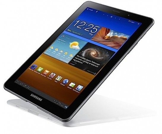 [IFA 2011] Samsung Galaxy Tab 7.7, interesante tablet Honeycomb
