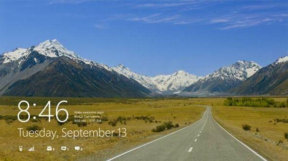 Microsoft muestra Windows 8 en Microsoft BUILD, primeros detalles