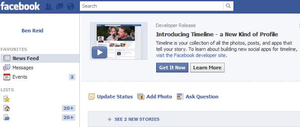 Cómo activar y utilizar Timeline en Facebook 31