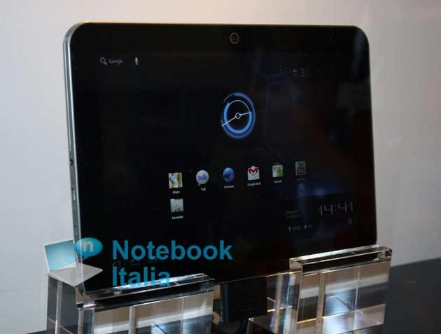 [IFA 2011] nuevo tablet Toshiba ultradelgado