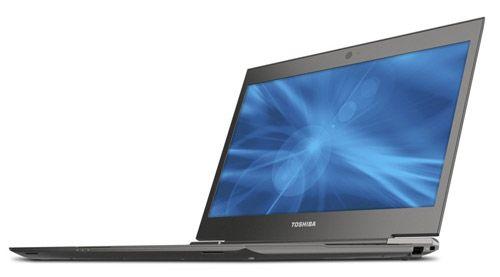 Llega Toshiba Portege Z830, tiembla MacBook Air