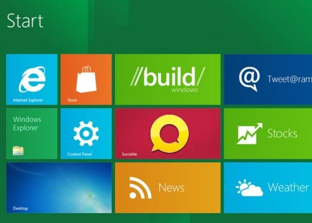 Windows 8 para ARM sí ejecutará aplicaciones de escritorio