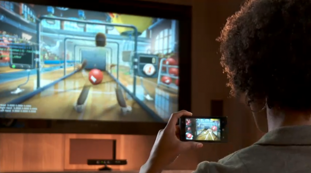 Microsoft muestra la integración de Windows Phone 7 y Kinect (VIDEO)