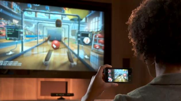 Microsoft muestra la integración de Windows Phone 7 y Kinect (VIDEO)