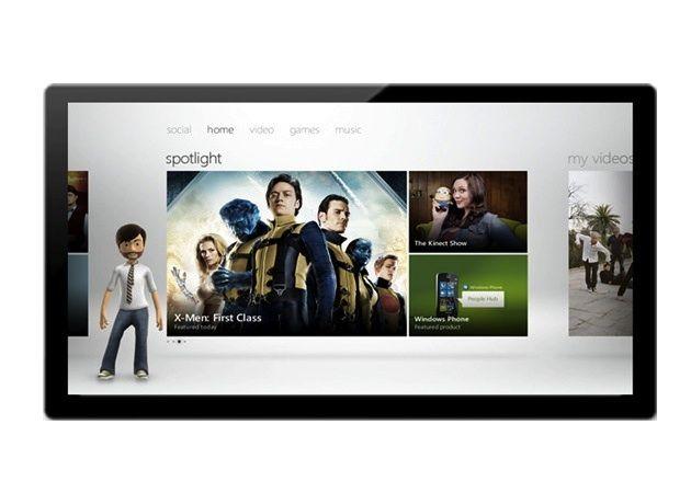 Vídeo de Xbox LIVE en Windows 8