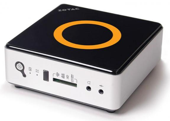 MiniPC Zotac ZBox Nano-VD01 con VIA Nano X2