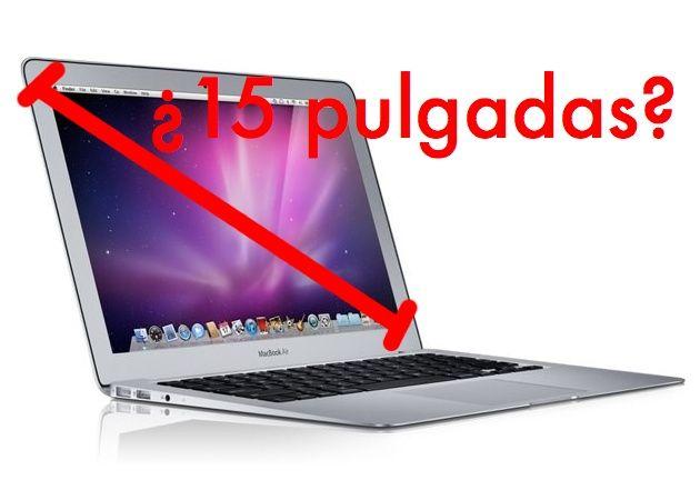 ¿Prepara Apple un MacBook Air de 15 pulgadas?
