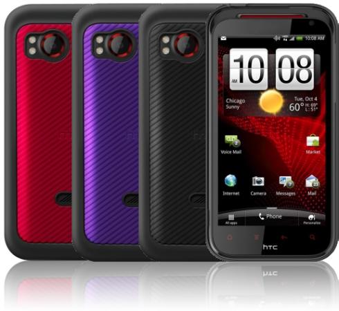Detalles y primeras fotos de HTC Rezound, conocido también como HTC Vigor