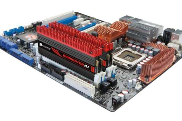 Corsair Dominator 32GB Quad Channel, kit DDR3 de alto rendimiento 30