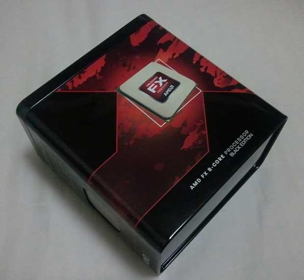 AMD Bulldozer FX-8150, imágenes pack retail y precio 30