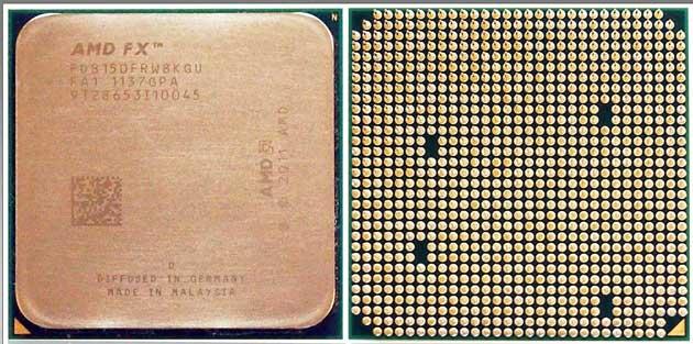 Todo sobre el lanzamiento de los procesadores AMD FX Bulldozer