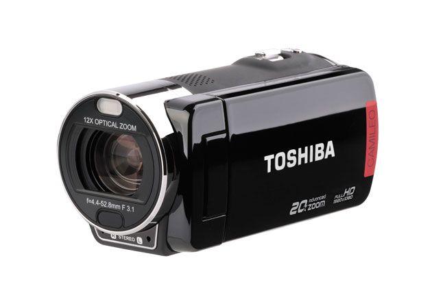 Toshiba Camileo X200, calidad HD y zoom óptico 12X