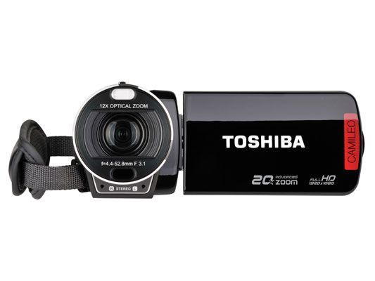 Toshiba Camileo X200, calidad HD y zoom óptico 12X 30