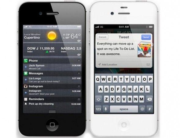 El porqué de la pequeña pantalla de iPhone 4S