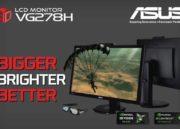ASUS VG278H con NVIDIA 3D VISION 2