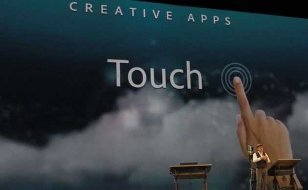 [MAX 2011] Adobe Touch Apps