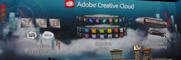 [MAX 2011] Adobe Creative Cloud