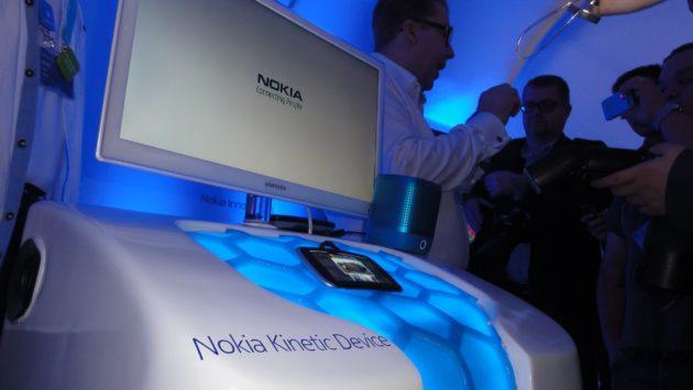 Nokia Kinect device