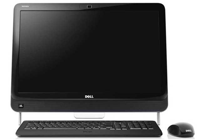 Dell comercializa ordenador todo en uno táctil Inspiron 2320 30