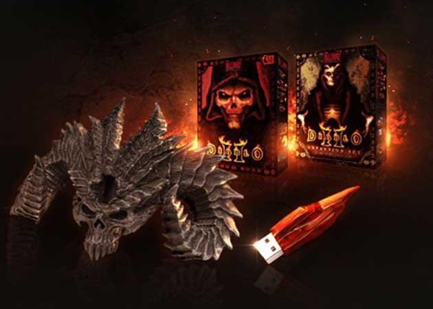 Blizzard anuncia edición coleccionista de Diablo III 32