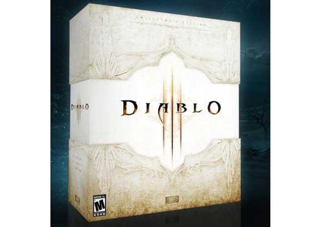 Blizzard anuncia edición coleccionista de Diablo III