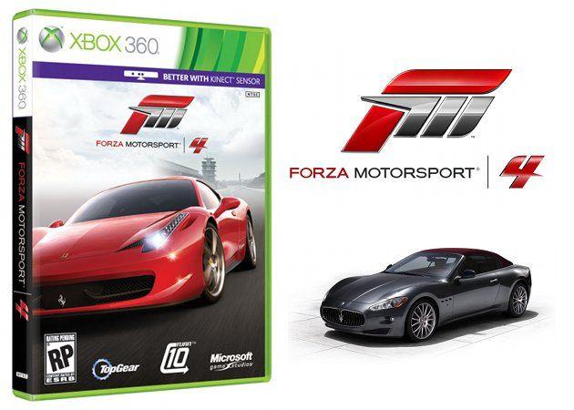 Ya a la venta Forza Motorsport 4