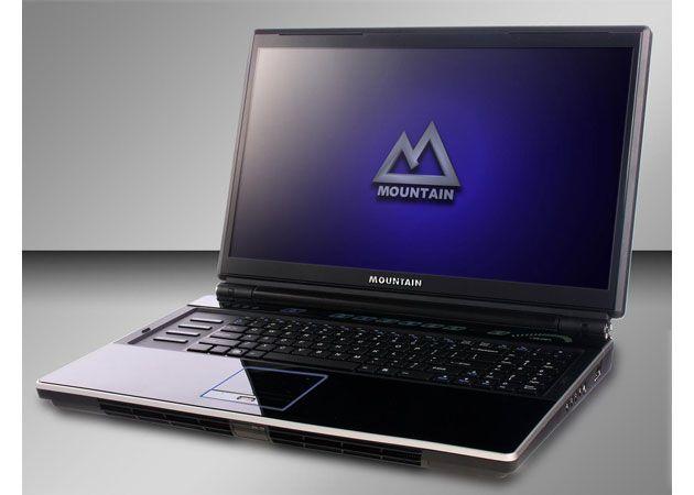 Mountain presenta sus nuevos portátiles para gamers